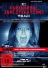 Die Paranormal Investigations Trilogie