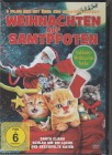 Weihnachten auf Samtpfoten *DVD*NEU*OVP* 3 Filme - 230 Min.