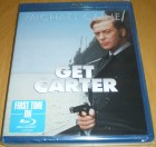 GET CARTER (1971)  MICHAEL CAINE  US BLU-RAY  NEU
