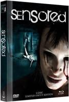 Sensored (A) Mediabook [Blu-ray+DVD] (deutsch/uncut) NEU+OVP