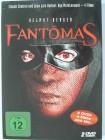 Fantomas - Die Serie 4 Filme - Helmut Berger - Rote Diamant