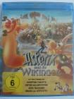 Asterix und die Wikinger - Hallervorden, Tschirner Animation