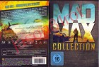 Mad Max Collection 1-4 - Limited Art Card Edition / Blu Ray