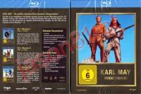 Winnetou I - III / Blu Ray Box NEU OVP Karl May