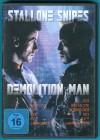Demolition Man DVD Sylvester Stallone, Wesley Snipes NEUWERT
