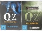 Oz - Hölle hinter Gittern Season 1 + 2 - Knast Gefängnis TV