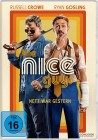 THE NICE GUYS Russell Crowe DVD Wendecover WIE NEU