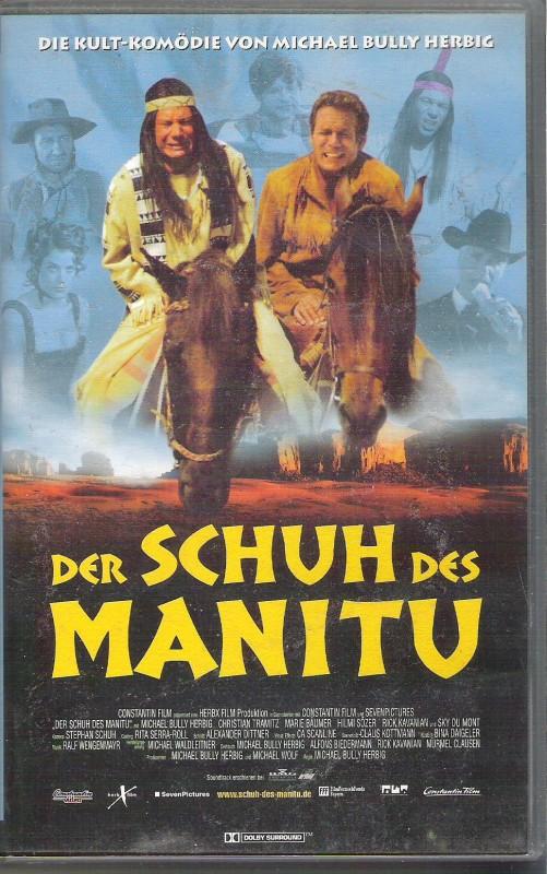 Der schuh des manitu kaufen filmundo for Schuh des manitu zitate