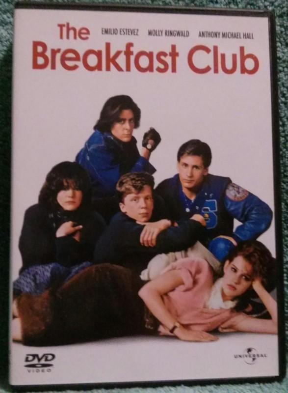 The Breakfast Club DVD universal uncut (M)
