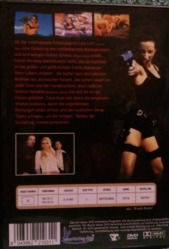 Adventures is her Passion  DVD (Z)