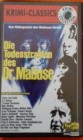 Die Todesstrahlen des Dr. Mabuse von 1964