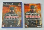 Return To Castle Wolfenstein Playstation 2 mit Anleitung