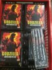 LIMITIERTE GODZILLA BOX mit 4 Filmen enthalten neu