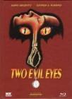 Two Evil Eyes (uncut) XT Mediabook Blu-ray A Limited 1.000