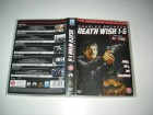 Charles Bronson DEATH WISH 1, 2, 3, 4, 5 COLLECTION DVDs Eng