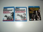 Clint Eastwood DIRTY HARRY Collection 5 Blu Rays Dt. TON!