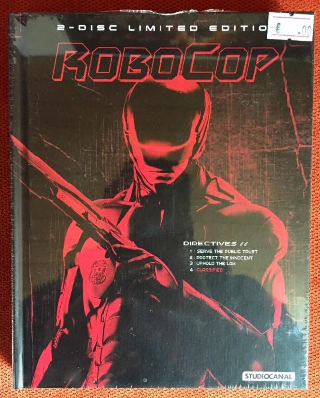 Robocop Mediabook !!! RAR !!!