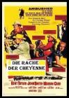 DIE RACHE DER CHEYENNE  Klassiker  1955