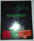 Re-Animator / Bride of Re-Animator - Steelbook - Blu-Ray