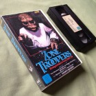 ZONE TROOPERS Tim Thomerson / Art LaFleur LIGHTNING VHS
