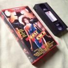 THE LAST SHOT Donald Pleasence / Anna Galiena IMV VHS