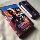 Crackdown Mission SILVER STAR VHS