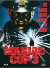 Mediabook - Maniac Cop 3  Limited Cover A - BD+DVD