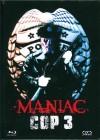 Mediabook - Maniac Cop 3  Limited Cover C - BD+DVD