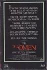 Das Omen - Original von 1976 (uncut) 84 B Limited 99 Blu-ra