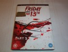Friday the 13th part 3  -DVD- uncut  Digitally Remastered