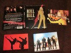Kill Bill Vol. 1 & 2 Steelbook UNCUT Tarantino Postkarten BR