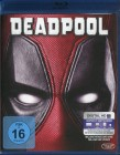 Deadpool inkl. Digital Copy (Uncut / Blu-ray)