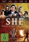 She - Herrscherin der Wüste DVD OVP