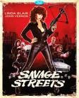 Savage Streets - Die Stra�e der Gewalt [Blu-Ray] Neuware