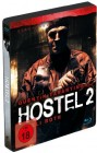 HOSTEL 2 - BLURAY STEELBOOK - QUENTIN TARANTINO - NEU & OVP