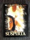 SUSPIRIA / DARIO ARGENTO / DIGIPAK IM SCHUBER / UNCUT