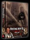Freitag der 13. Teil 2 * Wattiertes 3 Disc Mediabook 84