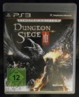 PS3 - Dungeon Siege III - limited edition - TOP