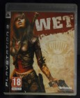 PS3 - WET - USK18 pegi UNCUT - TOP - Playstation 3