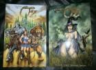 Grimm Fairy Tales 1 + 2 : OZ - Teil 1 + 2 - Panini Comics