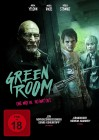 DVD Green Room - One Way In. No Way Out. UNCUT Anton Yelchin