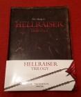 HELLRAISER 1-3 MEDIABOOK - BLU-RAY