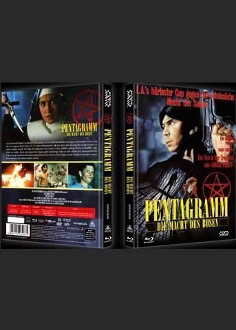Pentagramm Die Macht Des Bösen Mediabook Cover A