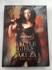 Battle Girls vs  Yakuza     -Mediabook - Uncut   -Top!