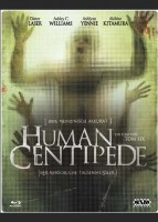 HUMAN CENTIPEDE (Blu-Ray) (2Discs) - 3D FuturePak