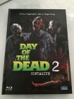 Day Of The Dead 2 -Contagium    -Mediabook - Uncut   -Top!