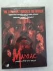 Maniac-Original   -Mediabook - Uncut ! RAR! Top!