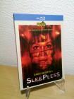 Sleepless - Cover A - Mediabook - Blu ray - DVD