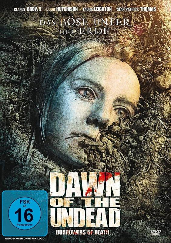Dawn Of The Undead DVD OVP