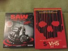 Saw Final Edition Box+S-VHS Collectors Edition Blu Ray